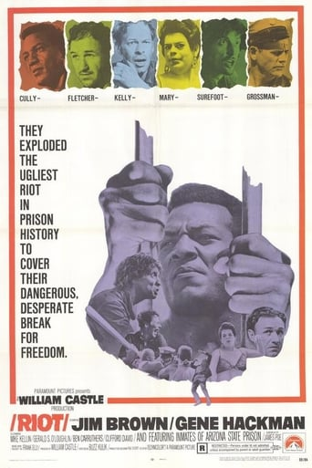 Poster of Riot