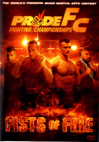Pride 29: Fists Of Fire