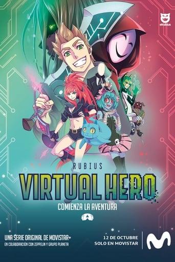 Poster of Virtual Hero: La Serie
