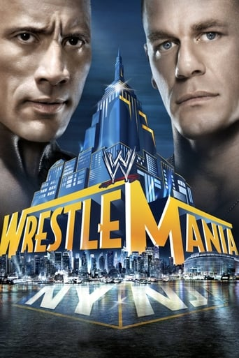 Poster of WWE WrestleMania 29