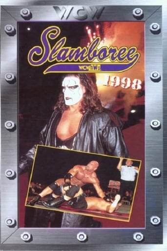Poster of WCW Slamboree 1998