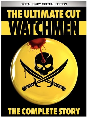 Poster of Watchmen - The Ultimate Cut