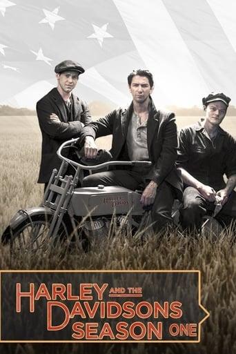Harley and the Davidsons 1ª Temporada - Poster