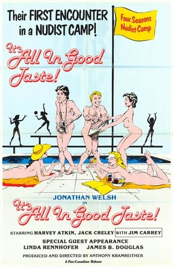 Poster of All in Good Taste