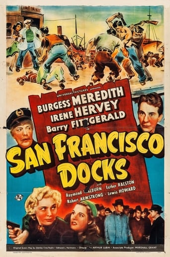 Poster of San Francisco Docks