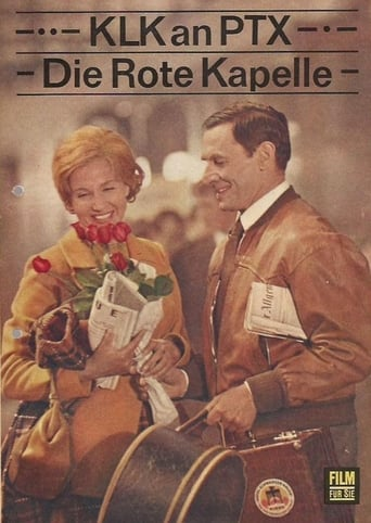 Poster of KLK an PTX – Die Rote Kapelle