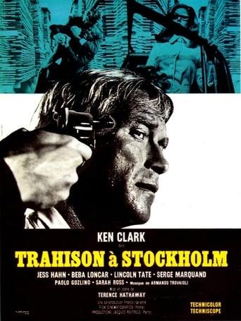 Poster of Fuller Report, Base Stockholm