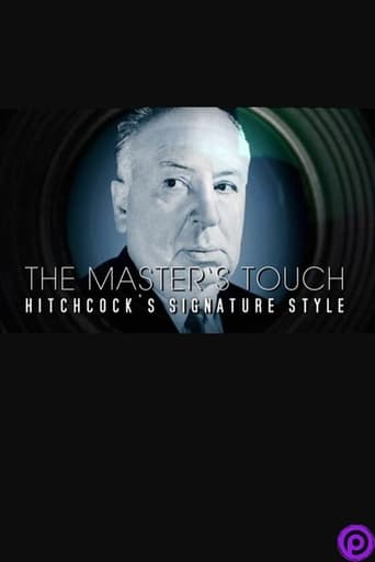 Poster of The Master's Touch: Hitchcock's Signature Style