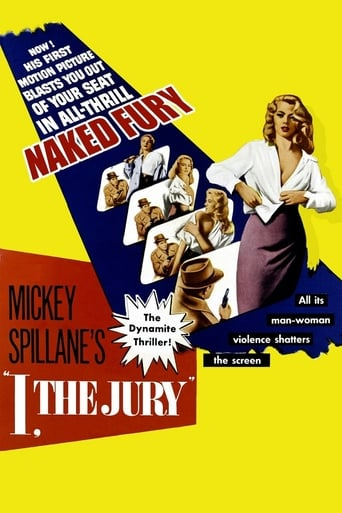 Poster of I, the Jury
