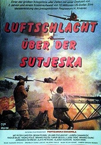 Luftschlacht über der Sutjeska