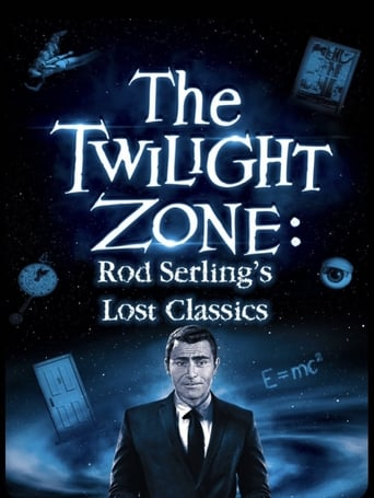 Poster of Twilight Zone: Rod Serling's Lost Classics