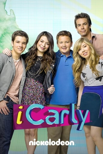 Poster of iCarly