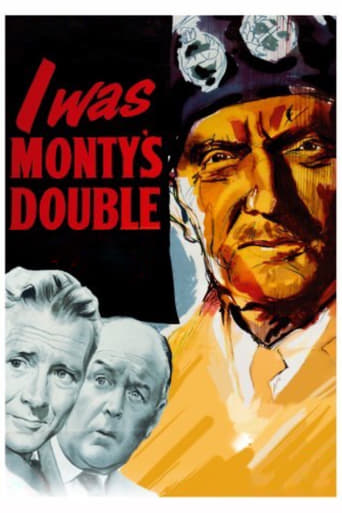 Poster of I Was Monty's Double