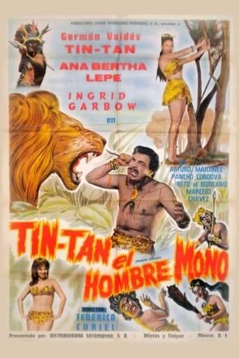 Poster of Tin-Tán El Hombre Mono