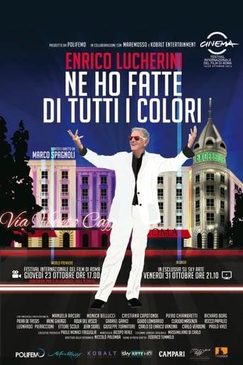 Poster of Enrico Lucherini - Ne ho fatte di tutti i colori