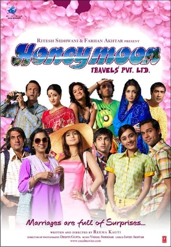Poster of Honeymoon Travels Pvt. Ltd.