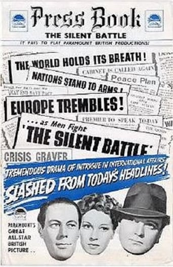 Poster of The Silent Battle