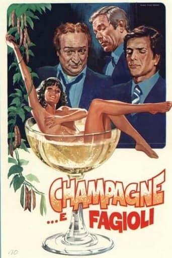 Poster of Champagne... e fagioli