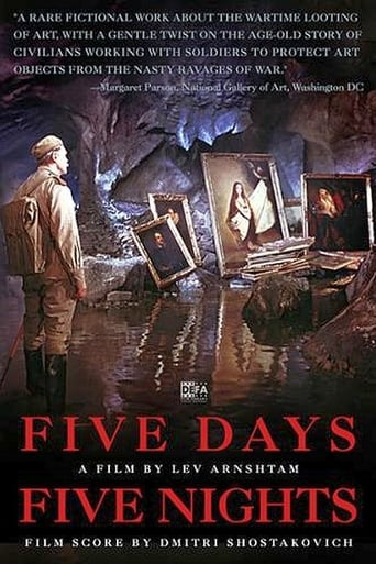 Poster of Five Days, Five Nights
