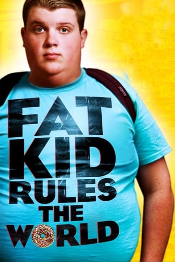 Poster of Fat Kid Rules The World
