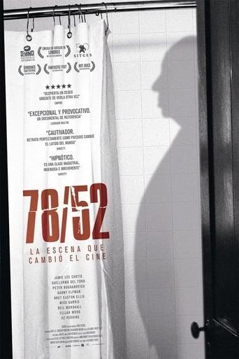Poster of 78/52: La escena que cambió el cine