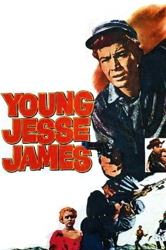 Poster of Young Jesse James