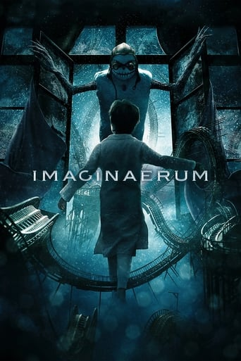 Poster of Imaginaerum