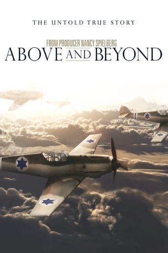 Poster of Above and Beyond