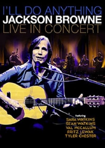 Poster of Jackson Browne And Sara Watkins Live From Denver