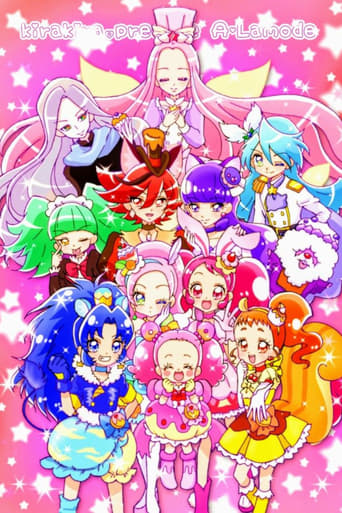 Poster of Kirakira☆Precure A La Mode