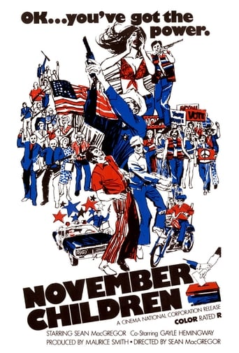Poster of November Children
