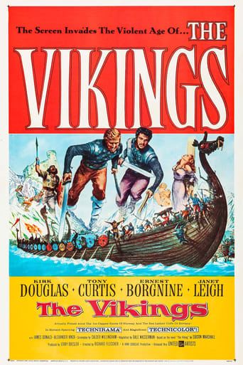 Poster of The Vikings