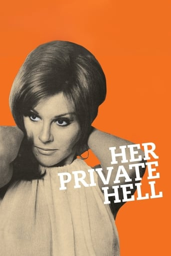 Poster of Her Private Hell