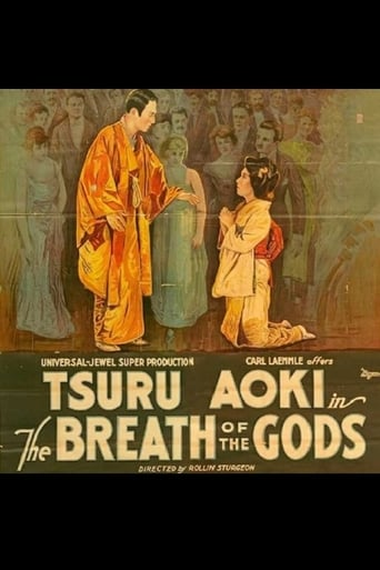Poster of The Breath of the Gods