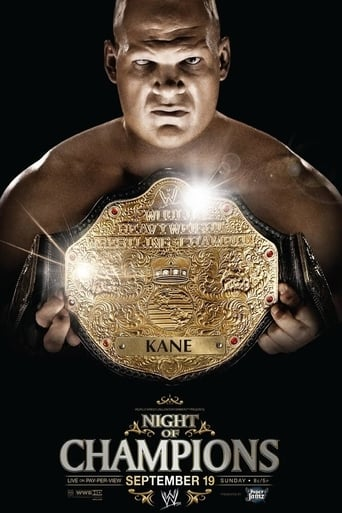 Poster of WWE Night of Champions 2010