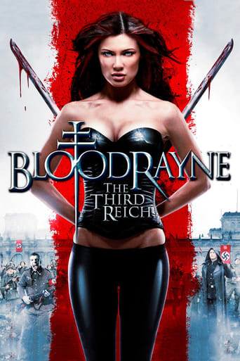 Poster of BloodRayne: The Third Reich