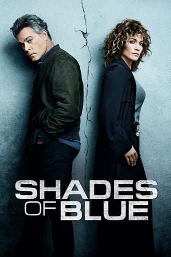 Poster of Shades of Blue