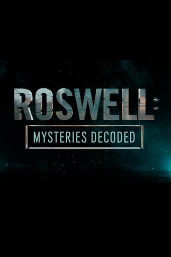 Poster of Roswell: Mysteries Decoded