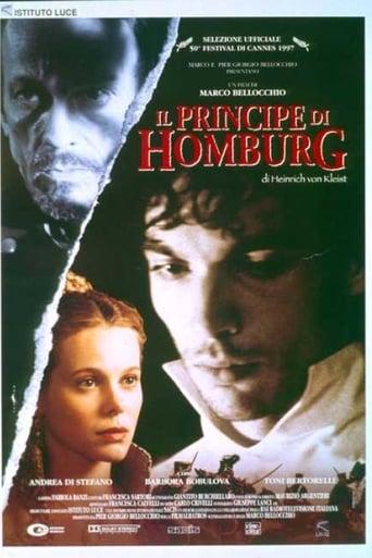 Poster of Il principe di Homburg