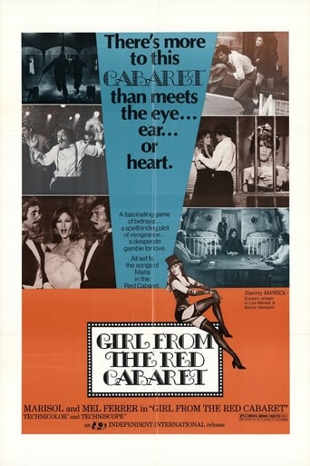 Poster of The Girl from the Red Cabaret