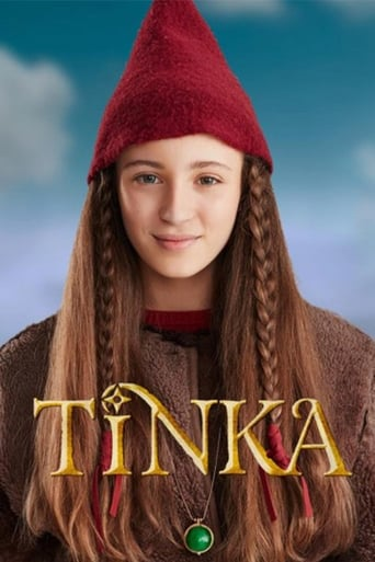 Poster of Tinkas Juleeventyr