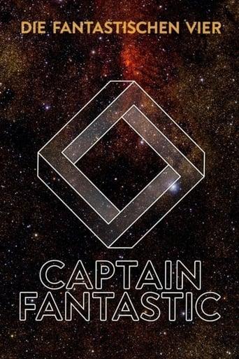 Poster of Die Fantastischen Vier - Captain Fantastic Tour - Live in St. Wendel