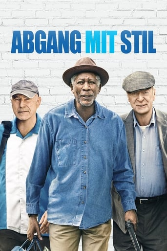 Poster of Abgang mit Stil