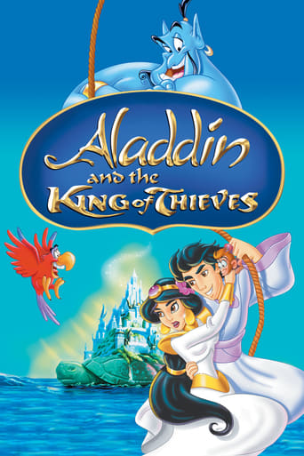 Poster of Aladdin and the King of Thieves