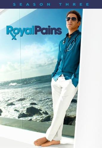 Aukštuomenės daktaras / Royal Pains (2011) 3 Sezonas žiūrėti online