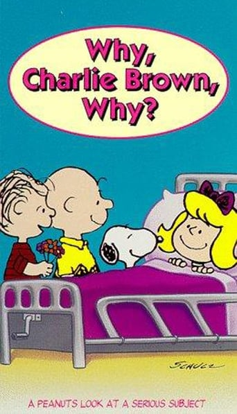 Poster of Why, Charlie Brown, Why?