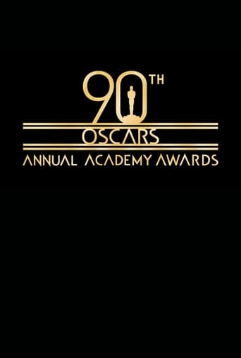 Poster of The 90th Academy Awards