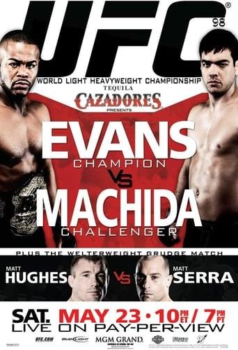Poster of UFC 98: Evans vs. Machida
