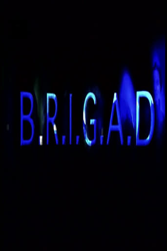 Poster of B.R.I.G.A.D.