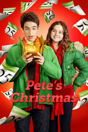 Poster of Pete's Christmas